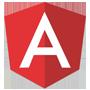 Angular 8 logo-img